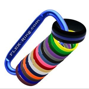 🆕 Flex Ring✨ Silicone Ring/ Interchange Bands ✨